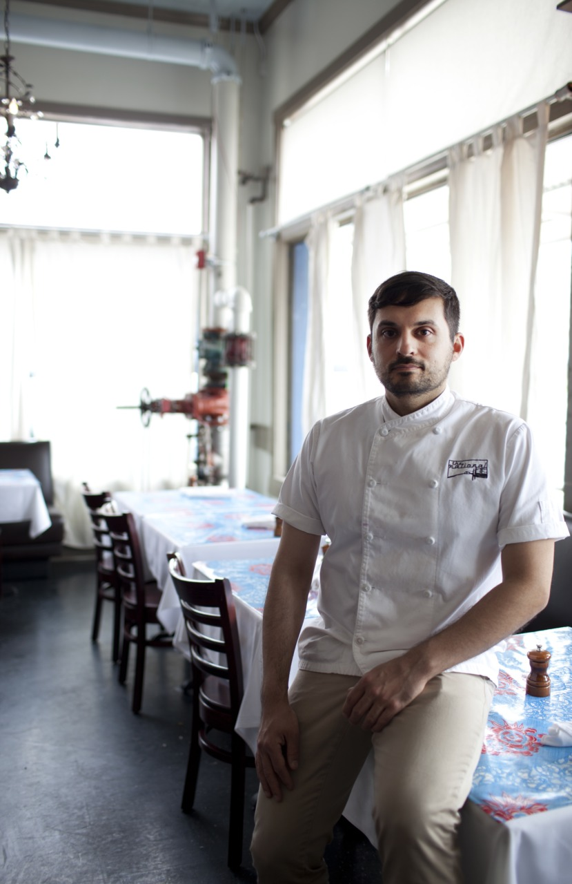 Chef Stirs in Flavors from Home and Abroad       Check out this  wonderful article  about our own Peter Dale, written by Julie Philips over at The Athens Banner Herald. It really captures our everyday philosophy at The National.