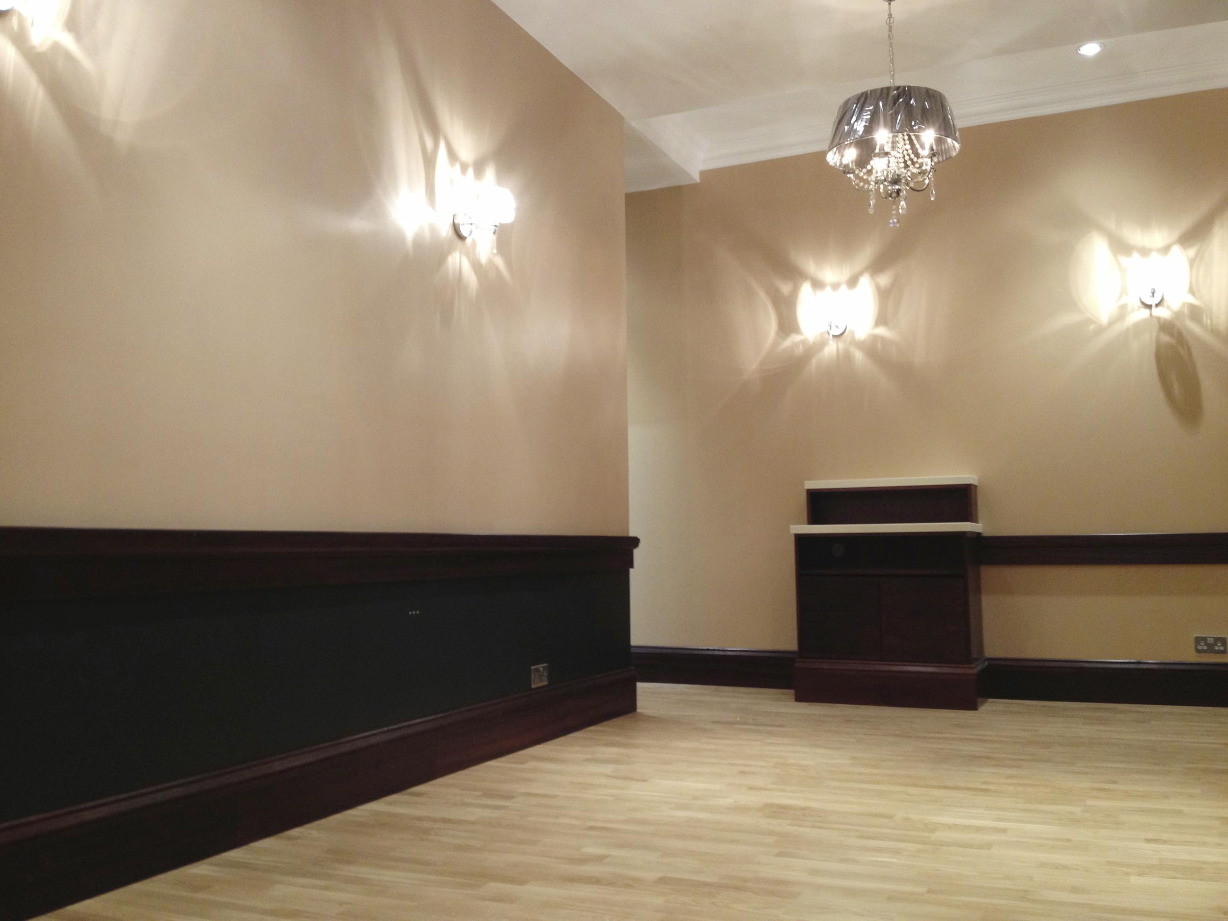 #NHRenovations #Painter #Decorator #London #Gloucester #PatisserieValerie #Shop #SeatingArea