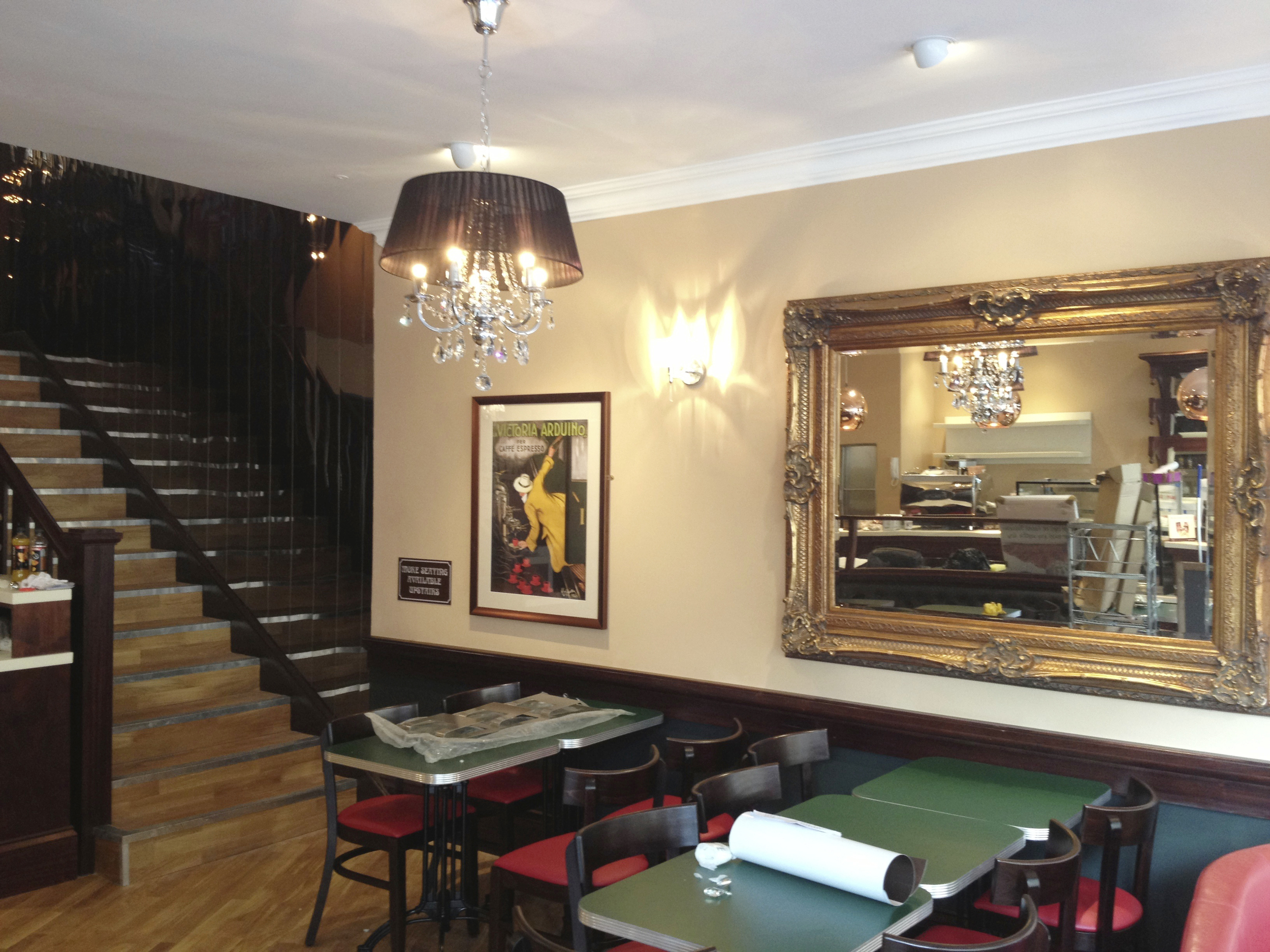 #NHRenovations #Painter #Decorator #London #Gloucester #PatisserieValerie #Shop