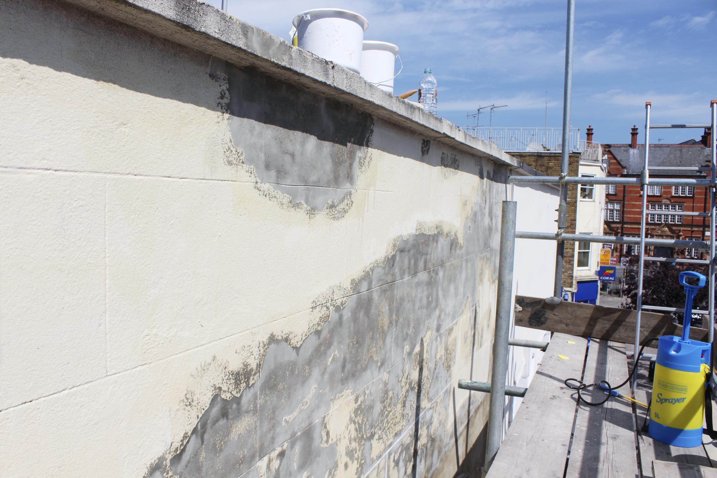 #NHRenovations #Painter #Decorator #London #Kentishtown #Kentish #Listedbuilding #Masonry #Limerender #Keim #Keimminerals #Exterior #Building