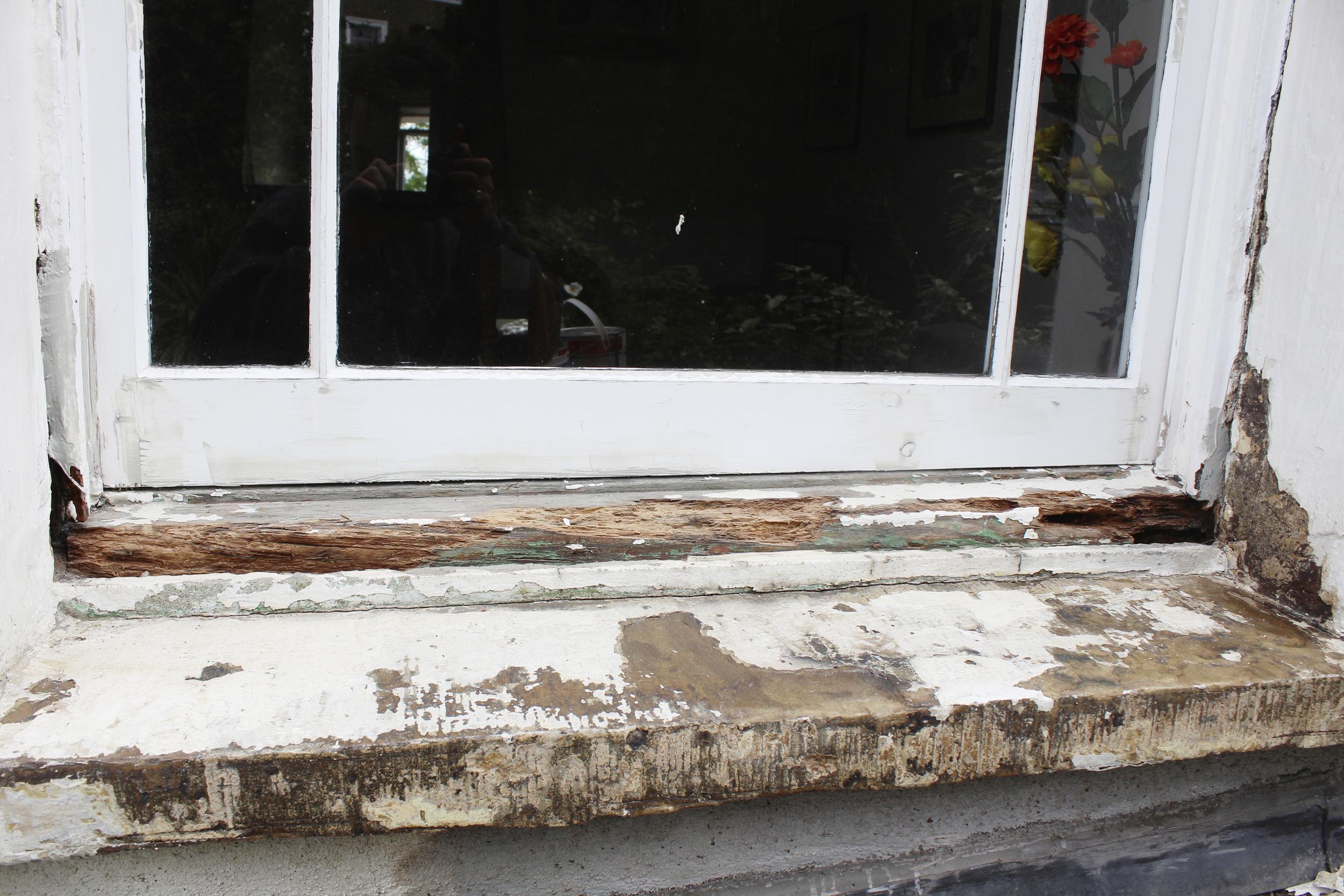 #NHRenovations #Painter #Decorator #London #Kentishtown #Kentish #Listedbuilding #Windows #OldMasonry #Keim #Keimminerals #Exterior #Building #Toupret