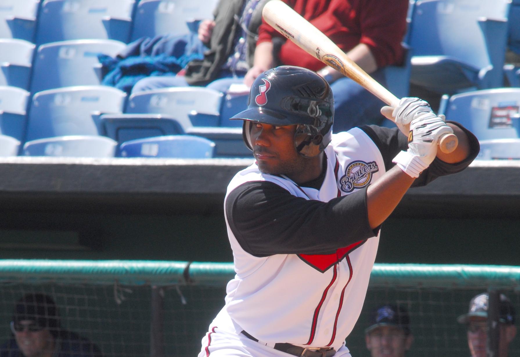 Callix Crabbe batting