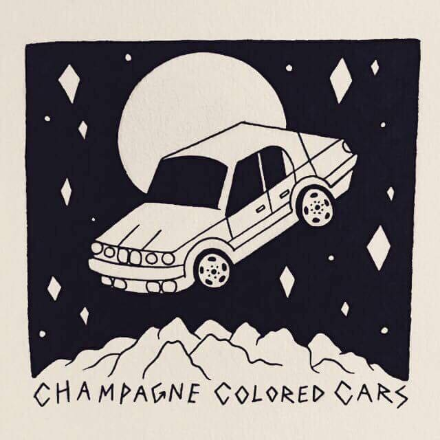 Champagne Colored Cars
