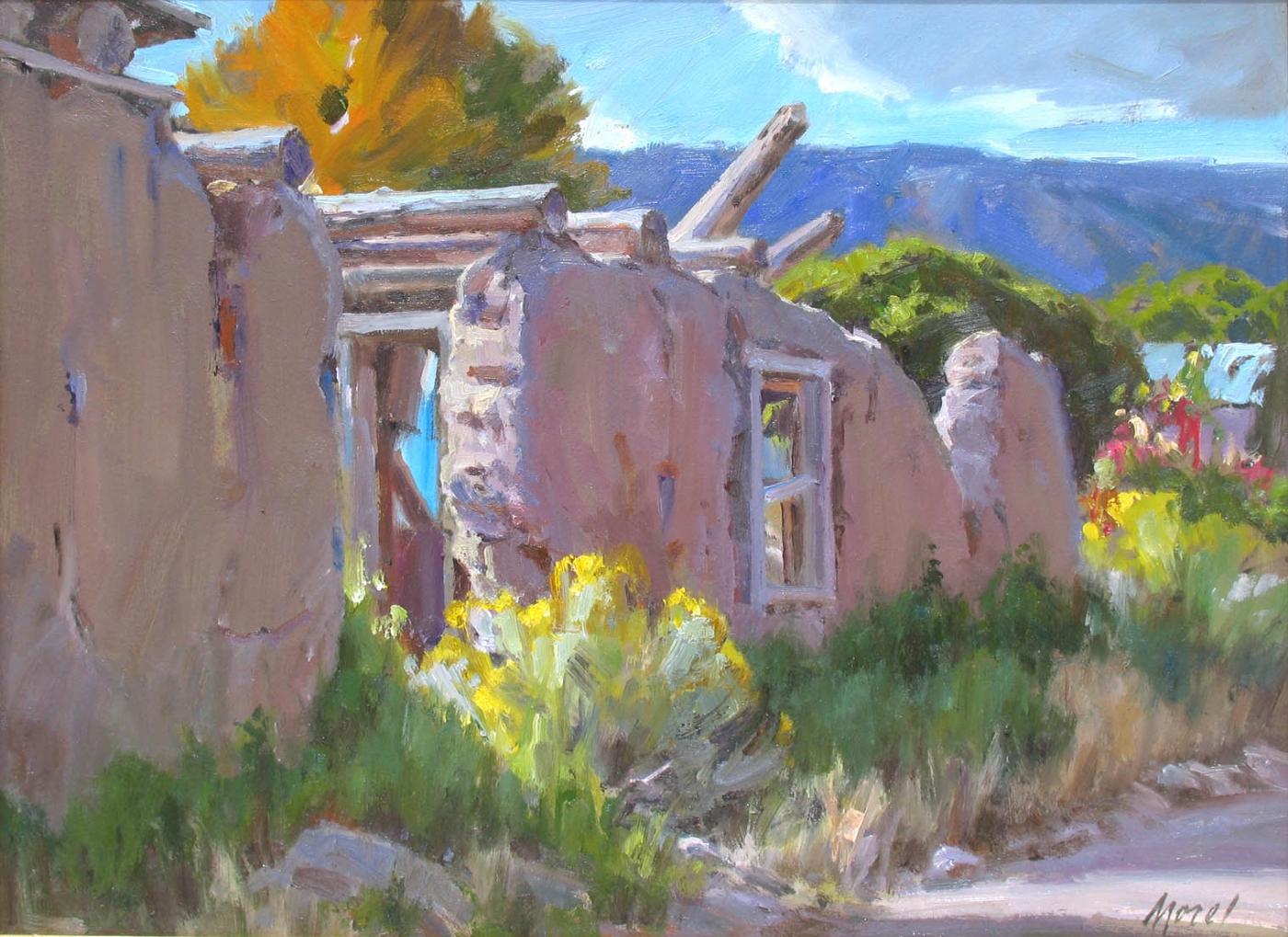 Chamisa Ruins