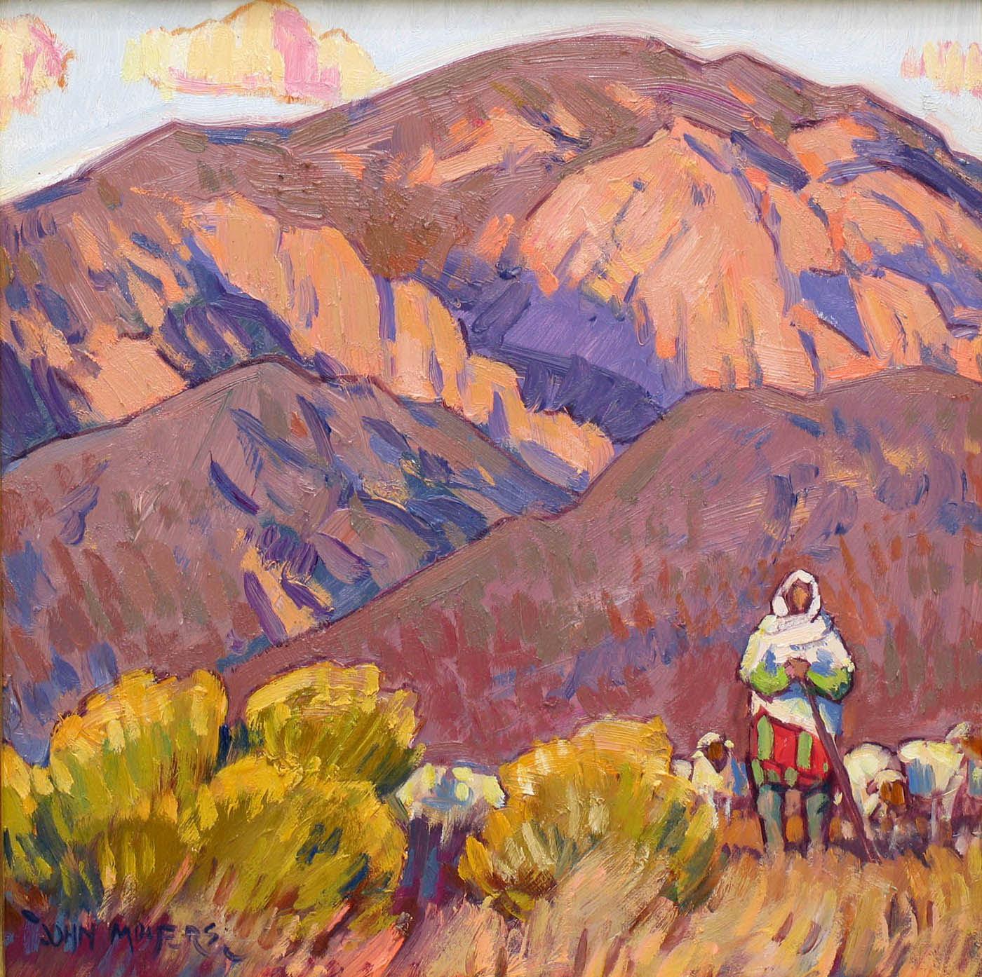 Pueblo Pasture