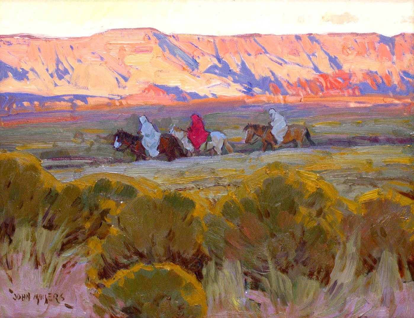 Ghost Ranch Country