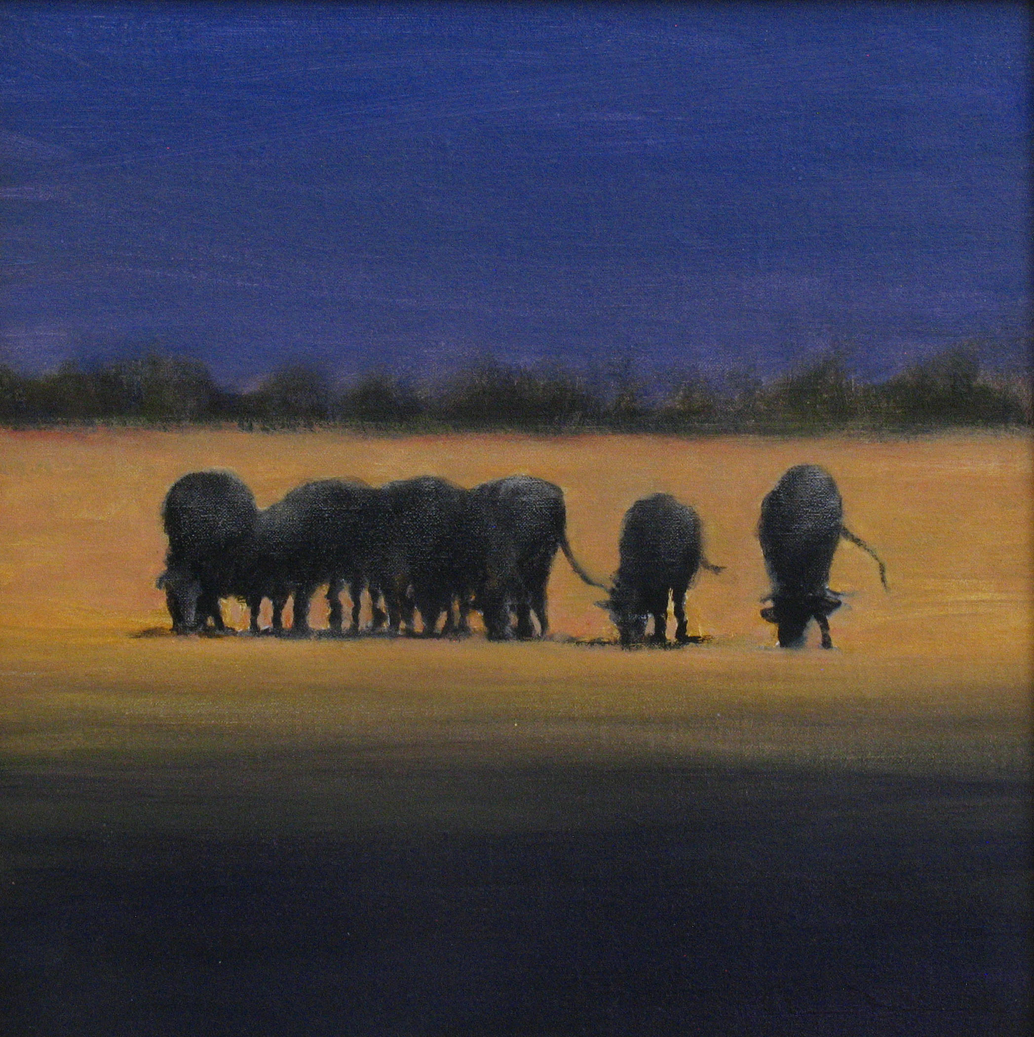 Study for Spring Pasture