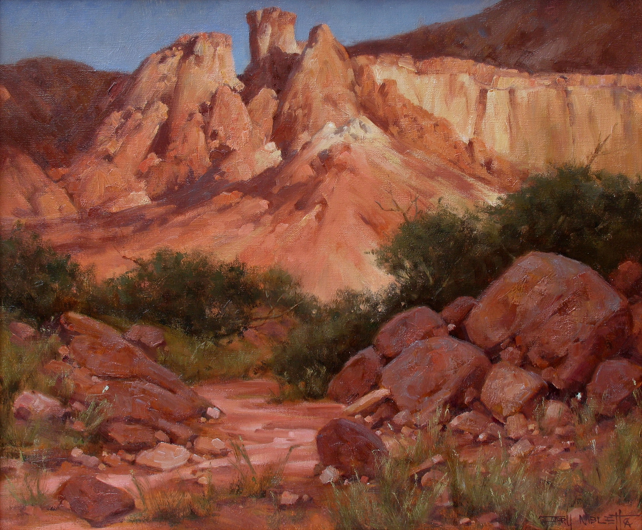 The Lure of Ghost Ranch
