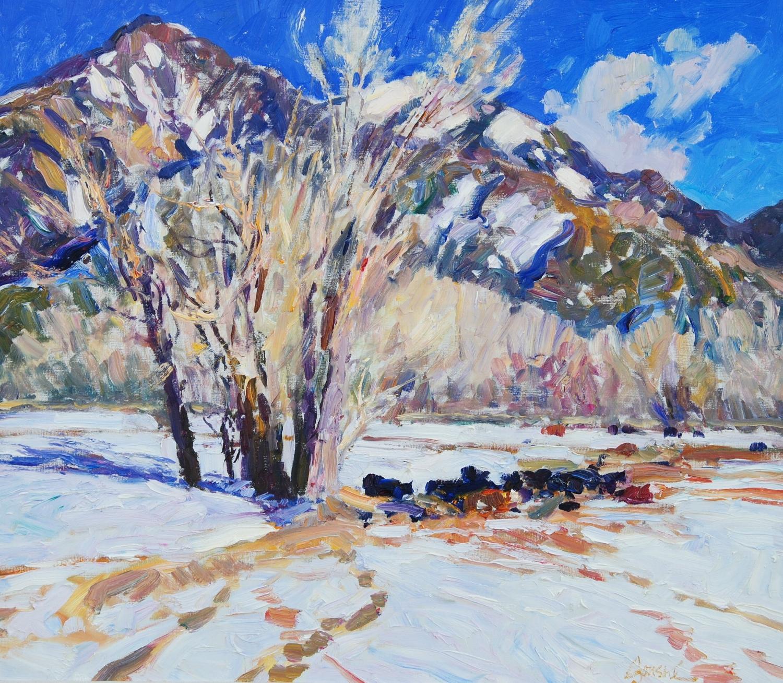 Taos Winter