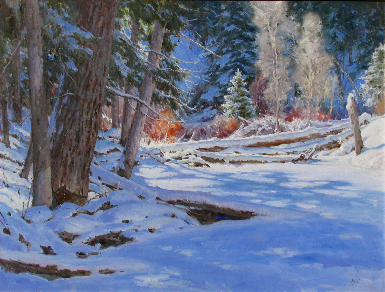 Winter, Cimarron
