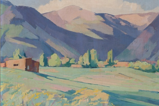From Taos and Beyond: The Art and Odyssey of Hans Paap November 9 - December 7, 2019
