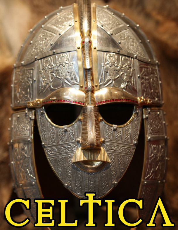 Celtica: Enemy of Rome - History turns to legend in this adventure serial set in first century Britain.CHARACTERS:Euvrain- By day Euvrain is the Queen of the Britains, ruling the kingdom of Northsex but by night, she is the masked hero known as Celtica!Gwynedd- Euvrain's trusty druid adviser and a powerful master of the native magics of Britain. Gwynedd made the magic helmet that gives Euvrain her power.Wulfric- The very diplomatic King of Northsex and Euvrain's devoted husband.Dolorus Vindicticus- The Roman Governor of Britain. Tasked with putting down the rebellious locals as efficiently as possible