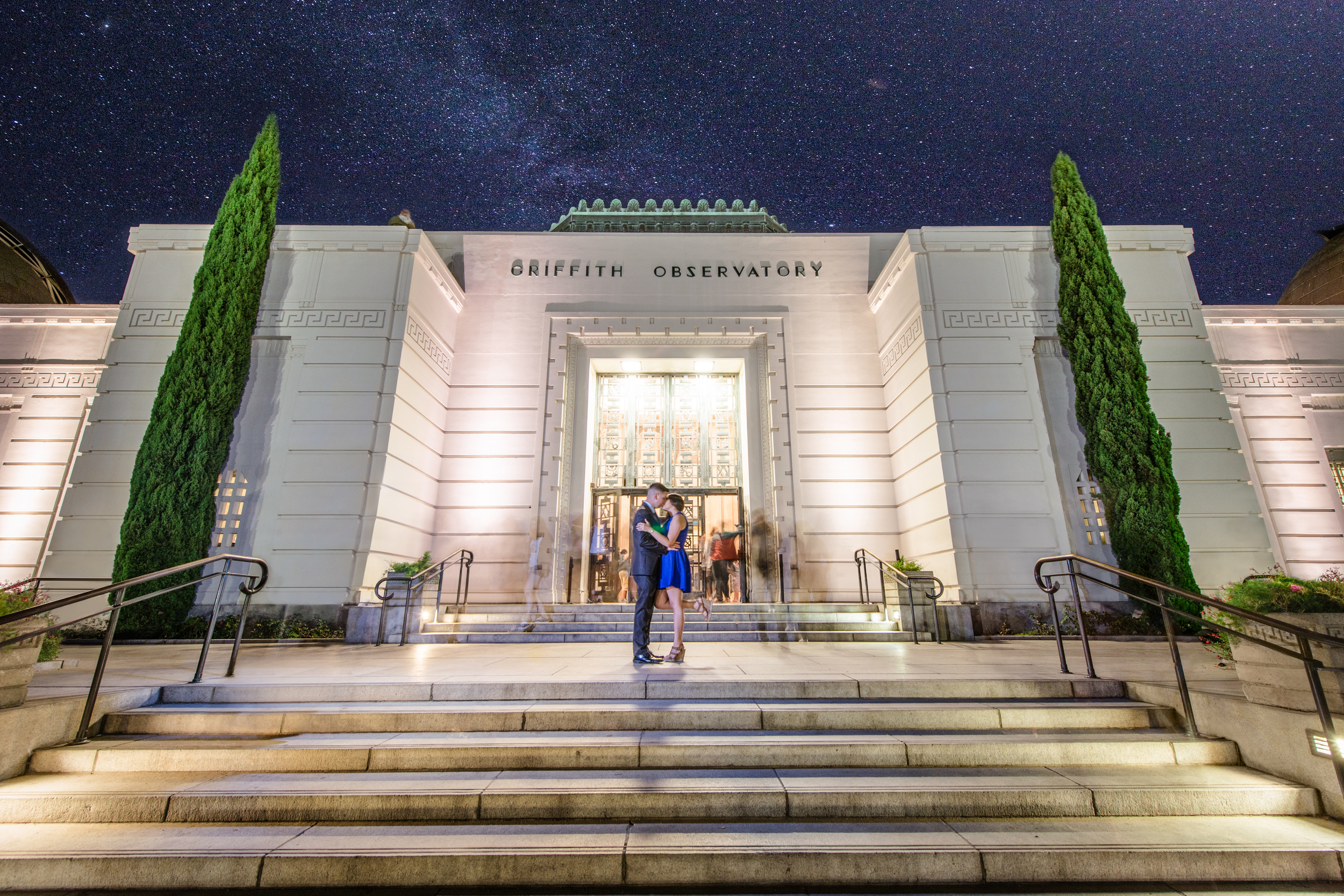 Griffith Park Observatory Engagement Photos.jpg