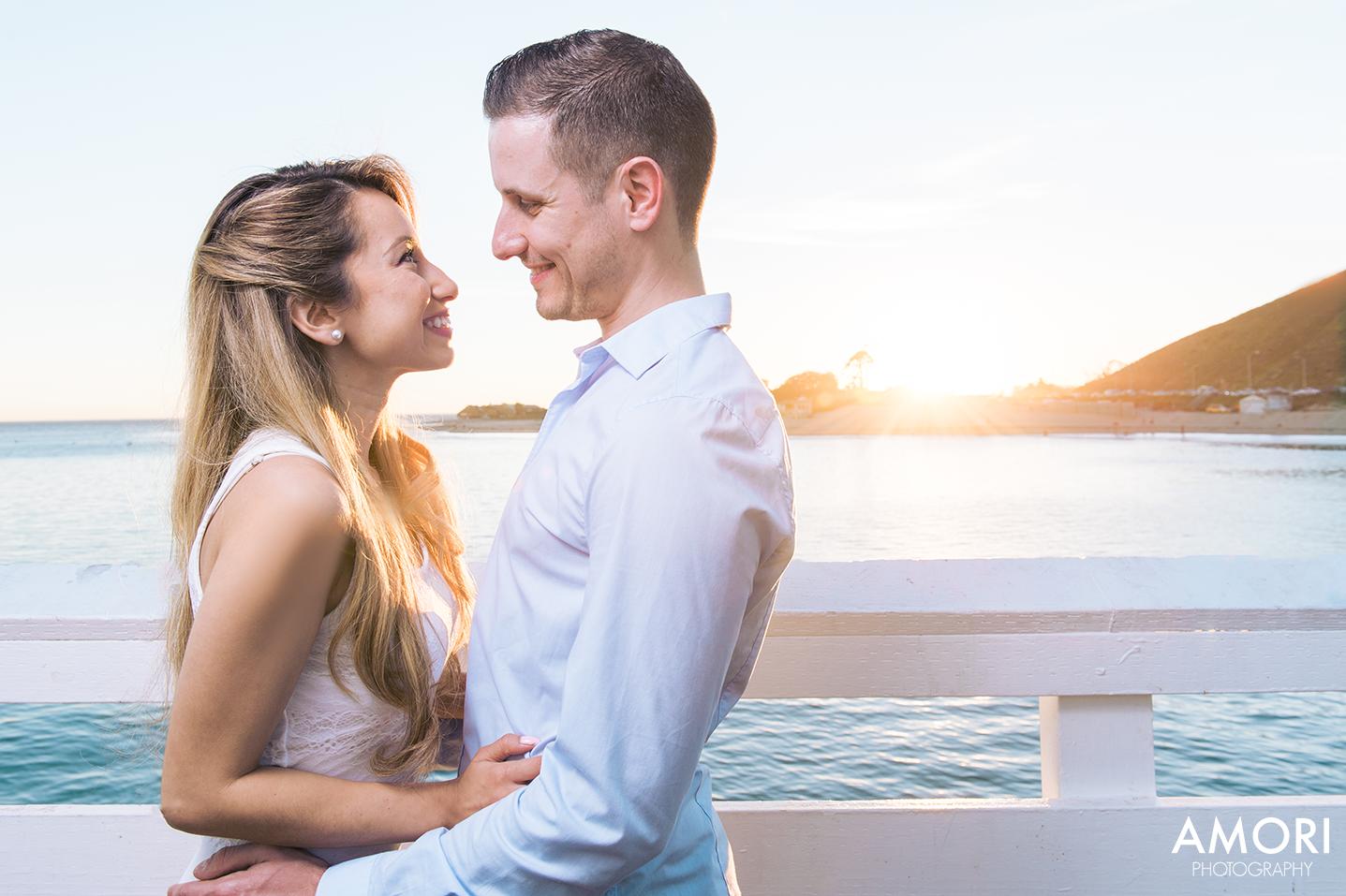 Malibu CA Engagement