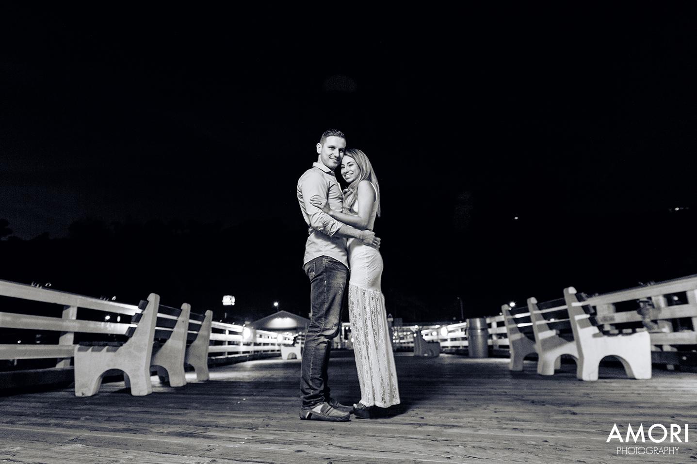 Celebrity Engagement Malibu