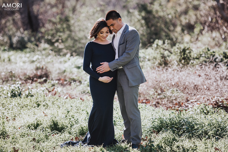 Amori De lois and kevin malibu maternity — amori photography
