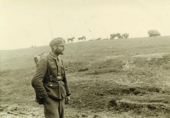 Somewhere in Ukraine, October 1943.