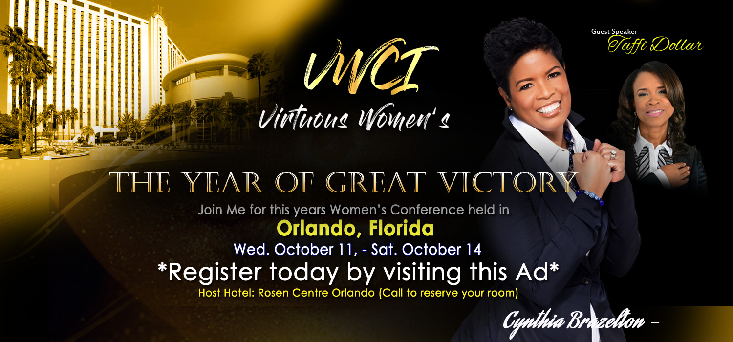 Register Today for the Conference!!