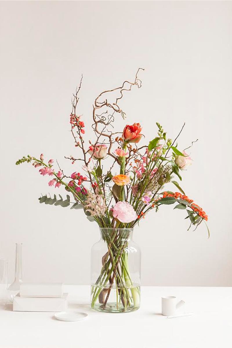 Bloomon: happiness by bouquet load. On repeat.