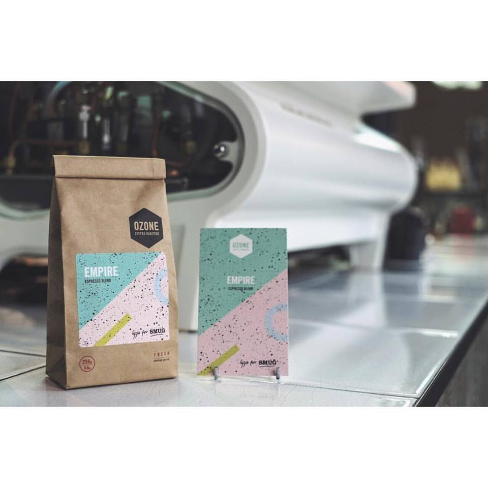 Ozone Coffee Rosters: Empire Blend