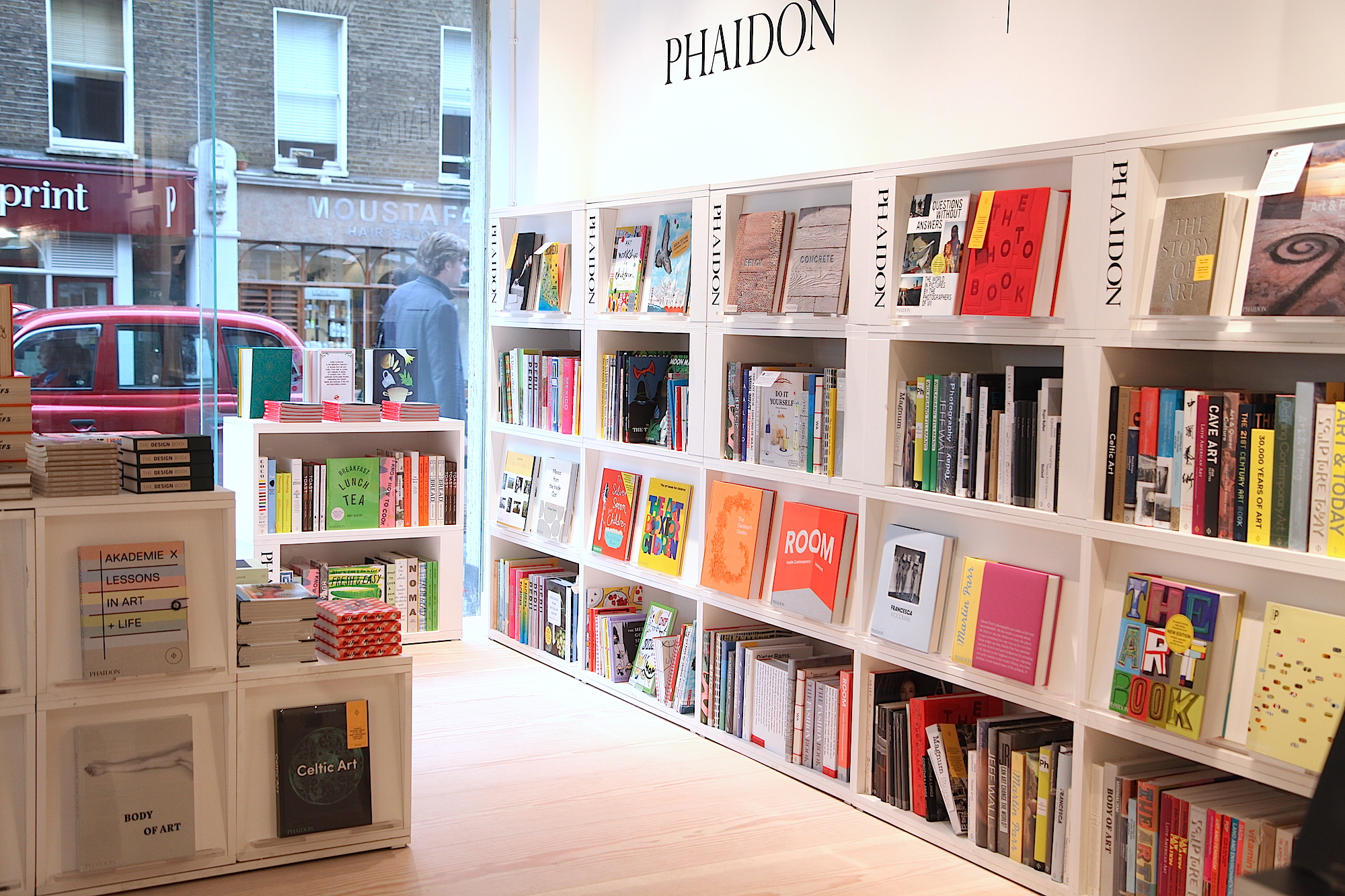 Phaidon at The Koppel Project.JPG