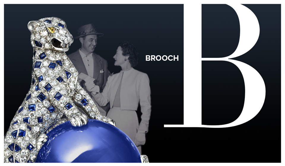 Panthère brooch – credit Cartier
