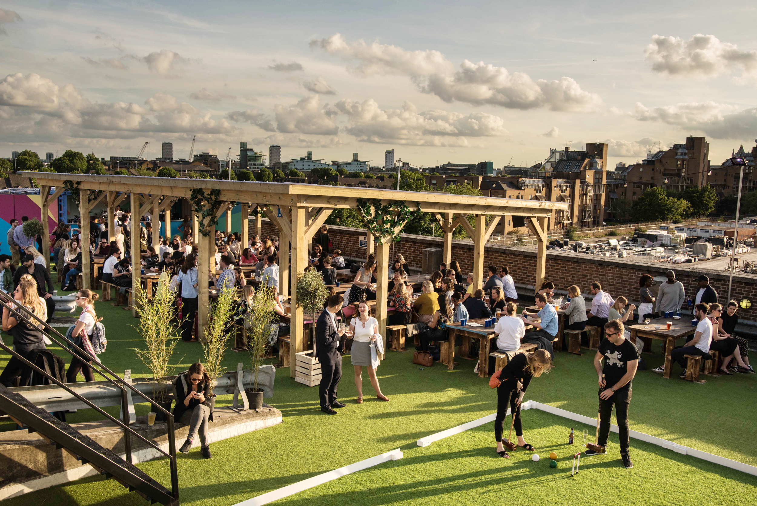 Summer In The City - Your summer guide to alfresco dining & drinking