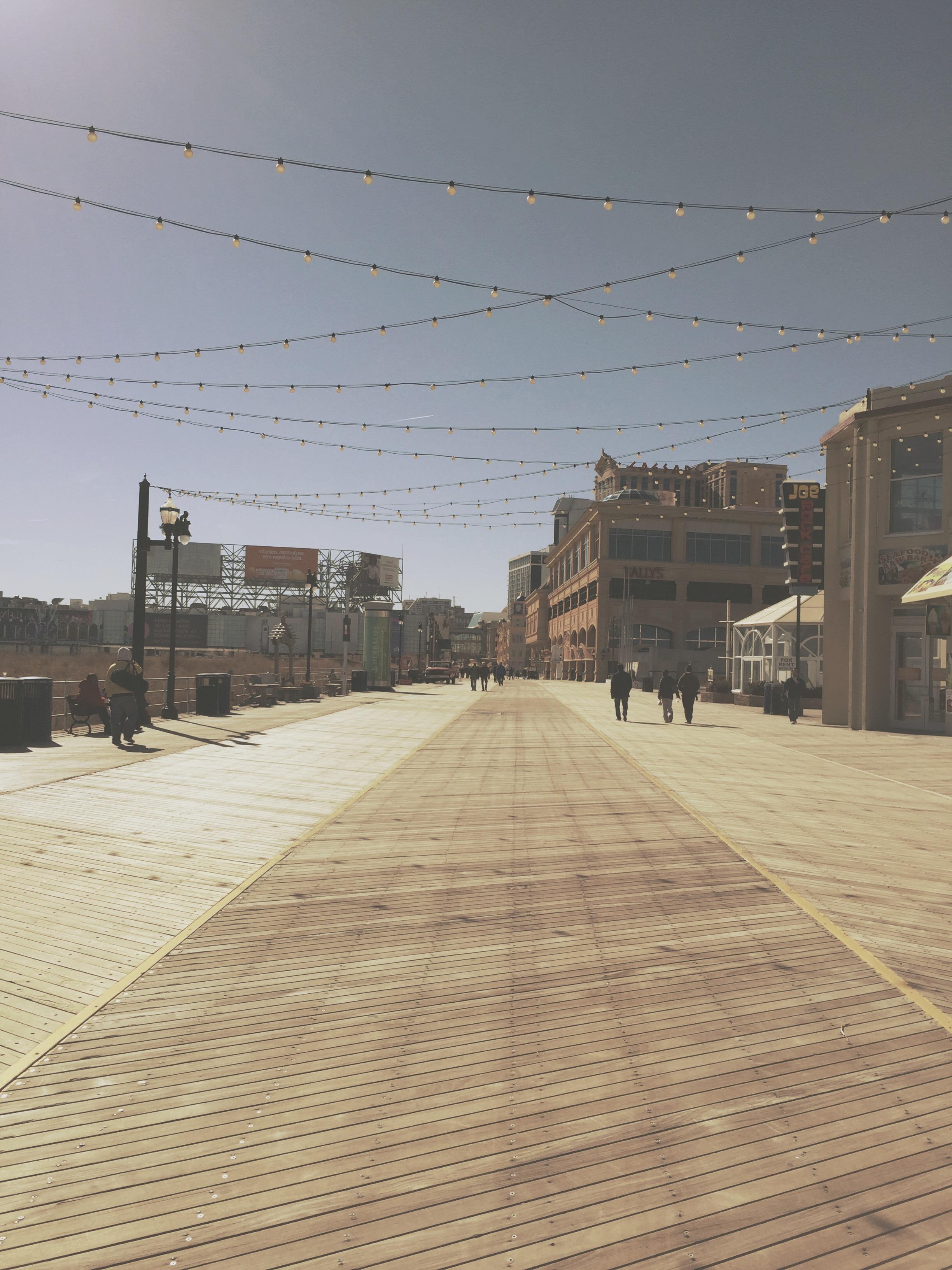 Atlantic City, 2015.