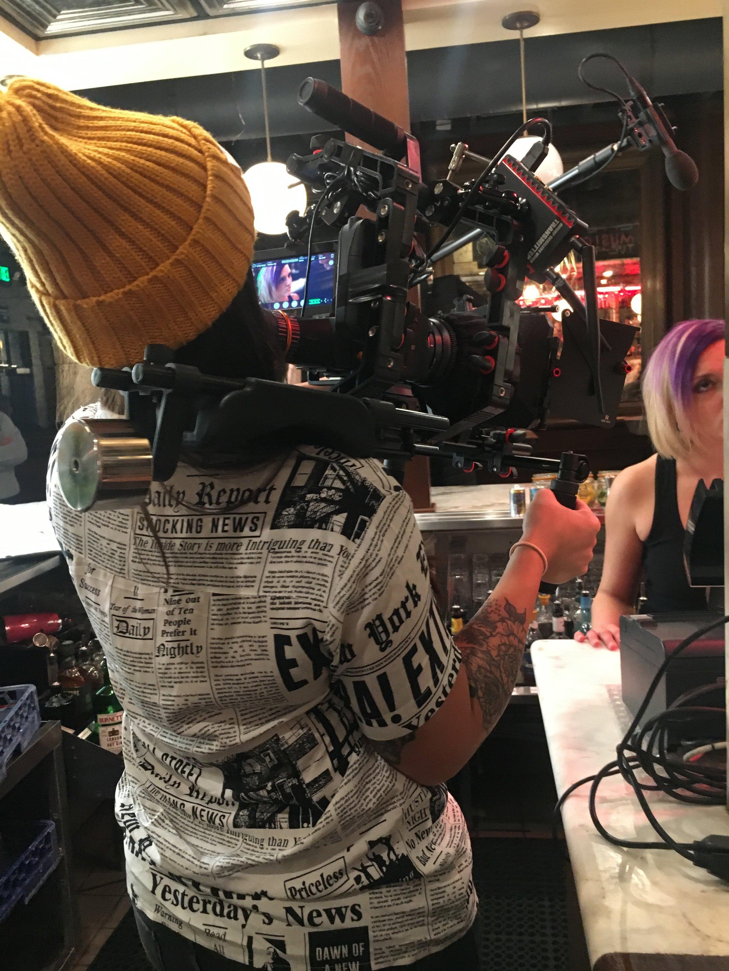 On Set : On The Rocks, 2019