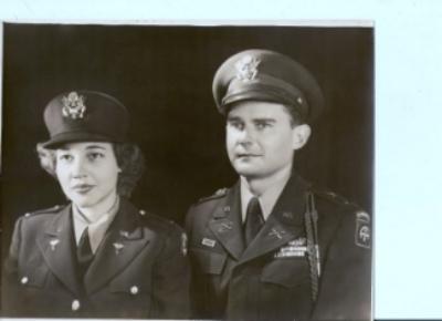 Eleanor and Stuart T. Ashton III (1950).