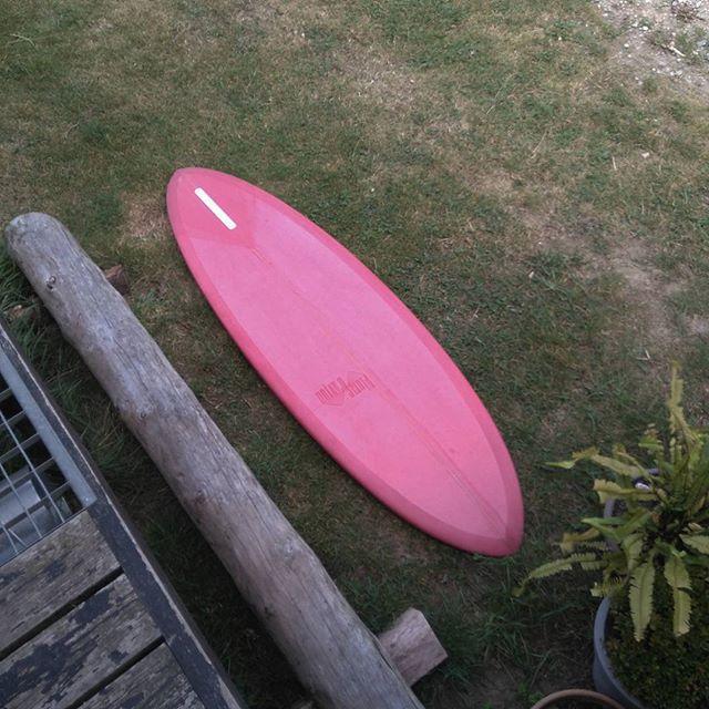 Paon.6'4 #singlefin  #handshapedsurfboards