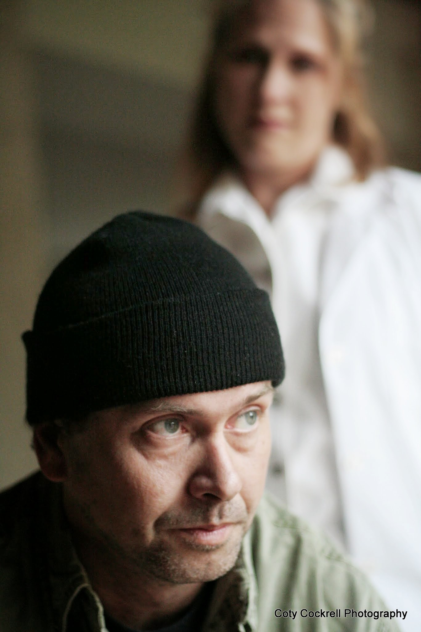 Mike Raab as McMurphy Renee Wimberley as Ratched.jpg