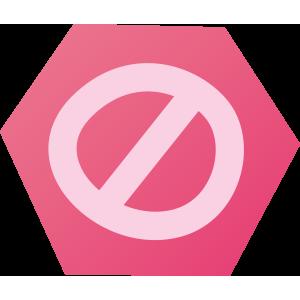 Self-control icon