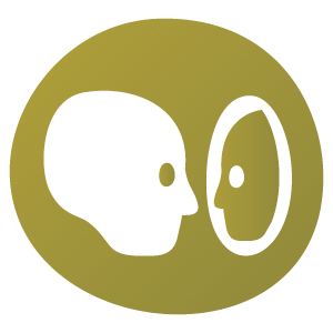 Self-awareness icon