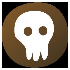 Facing fear icon