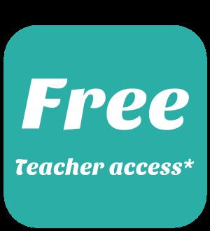 Free teacher access