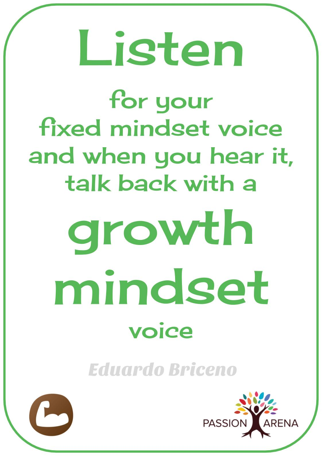 Intro-1-6. How can you create a growth mindset?