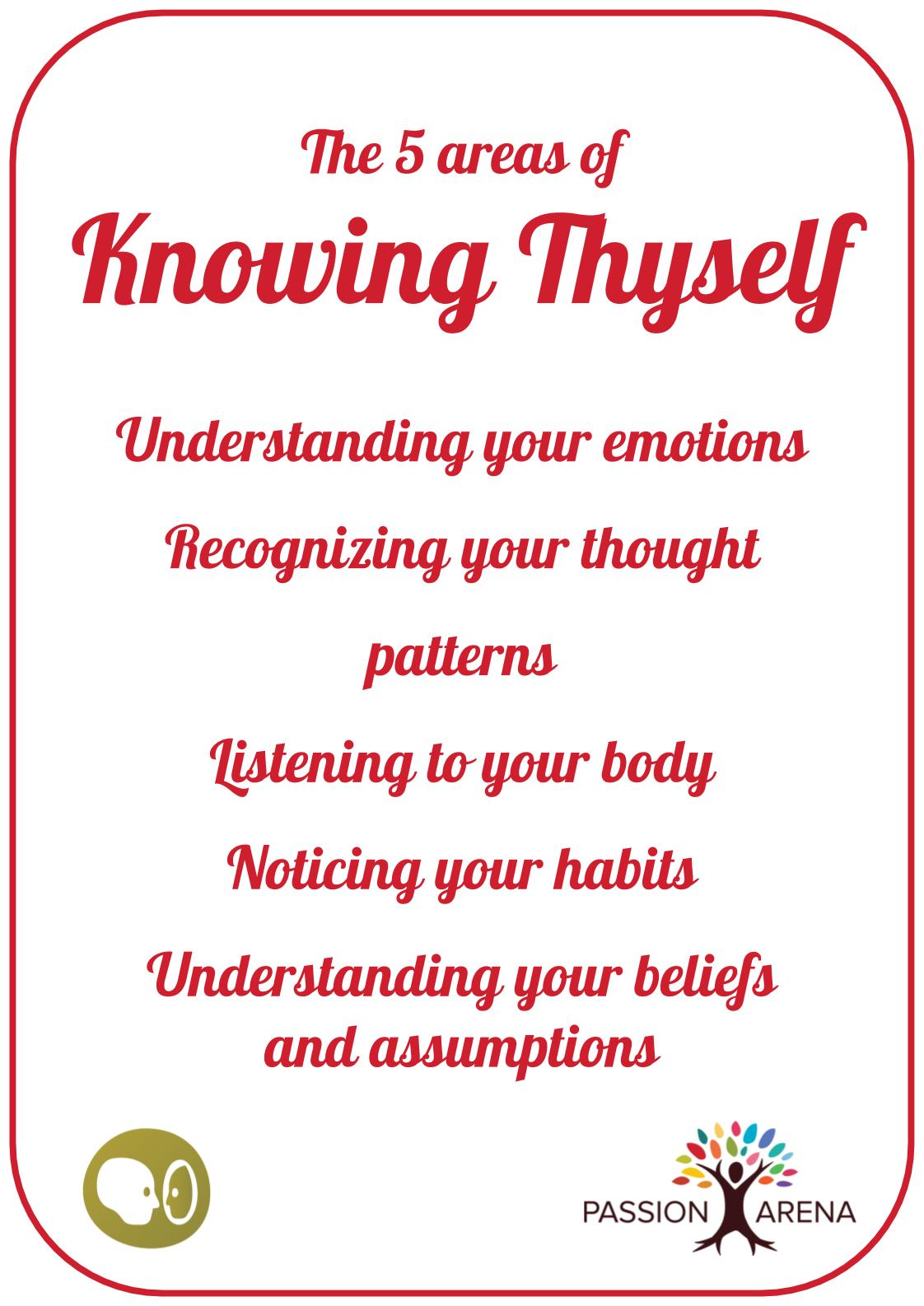 (US) Intro-2-19. Why is it important to know thyself?