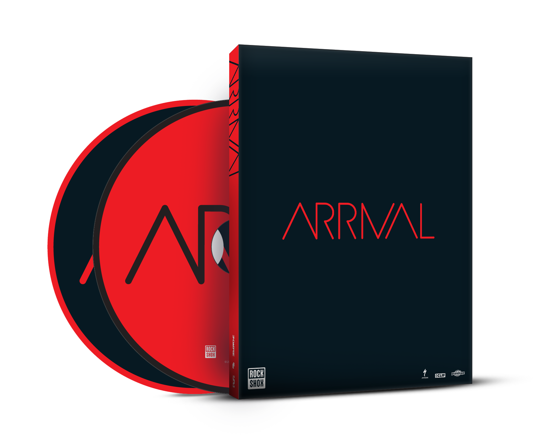 Arrival - DVD/BluRay Dics