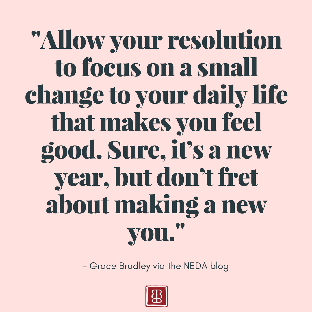 7 New Year's Resolutions That Will Actually Make You Feel Good - by Grace Bradley