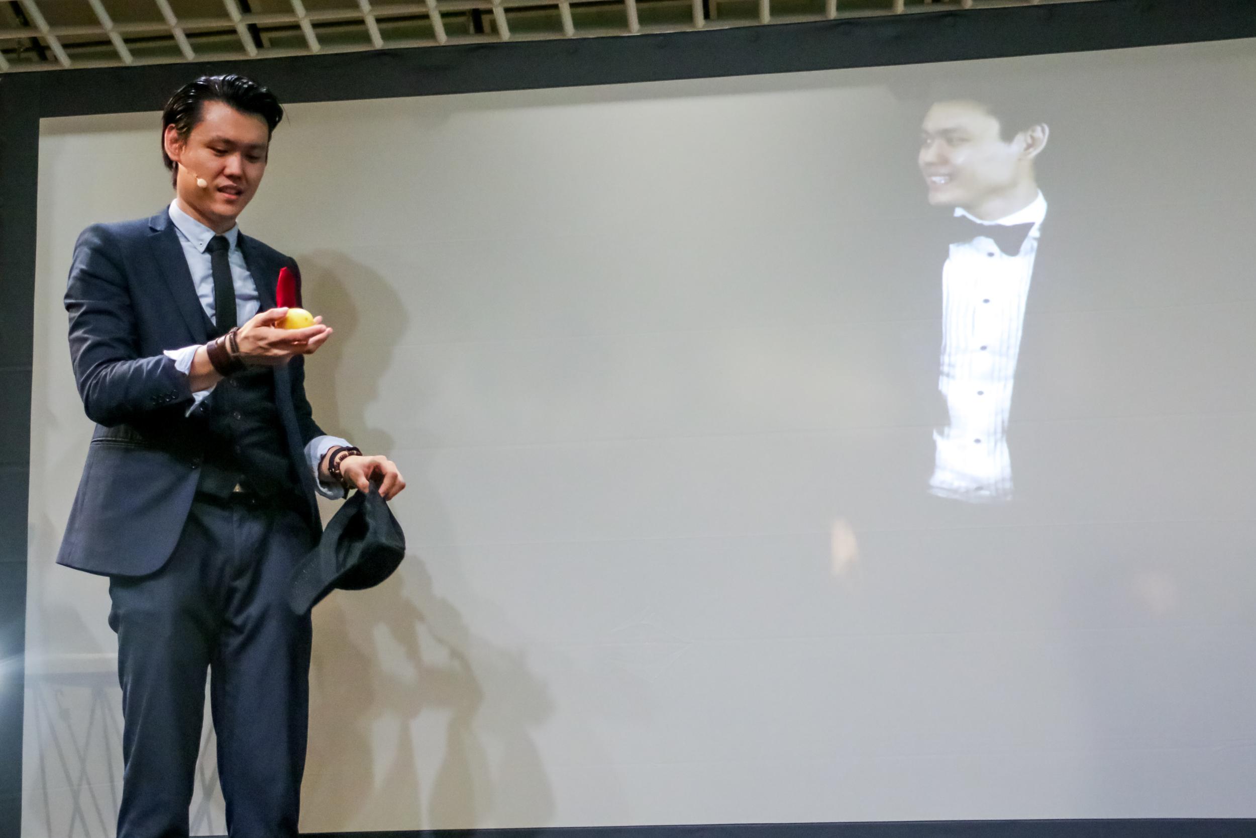 Digital Technology Magician Singapore