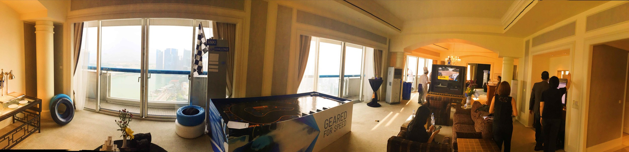 Presidential Suite Magician Swissotel