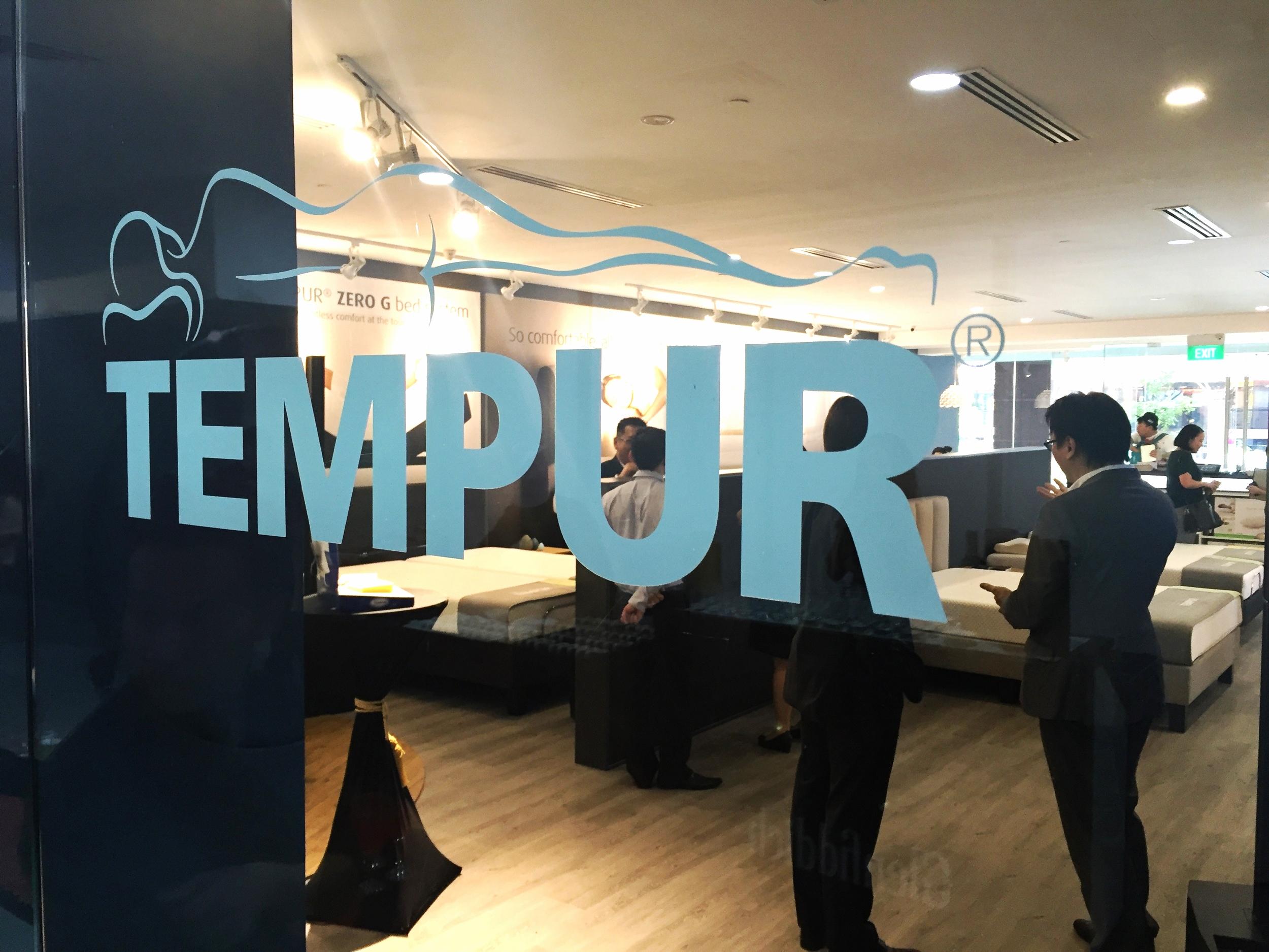 Tempur Singapore