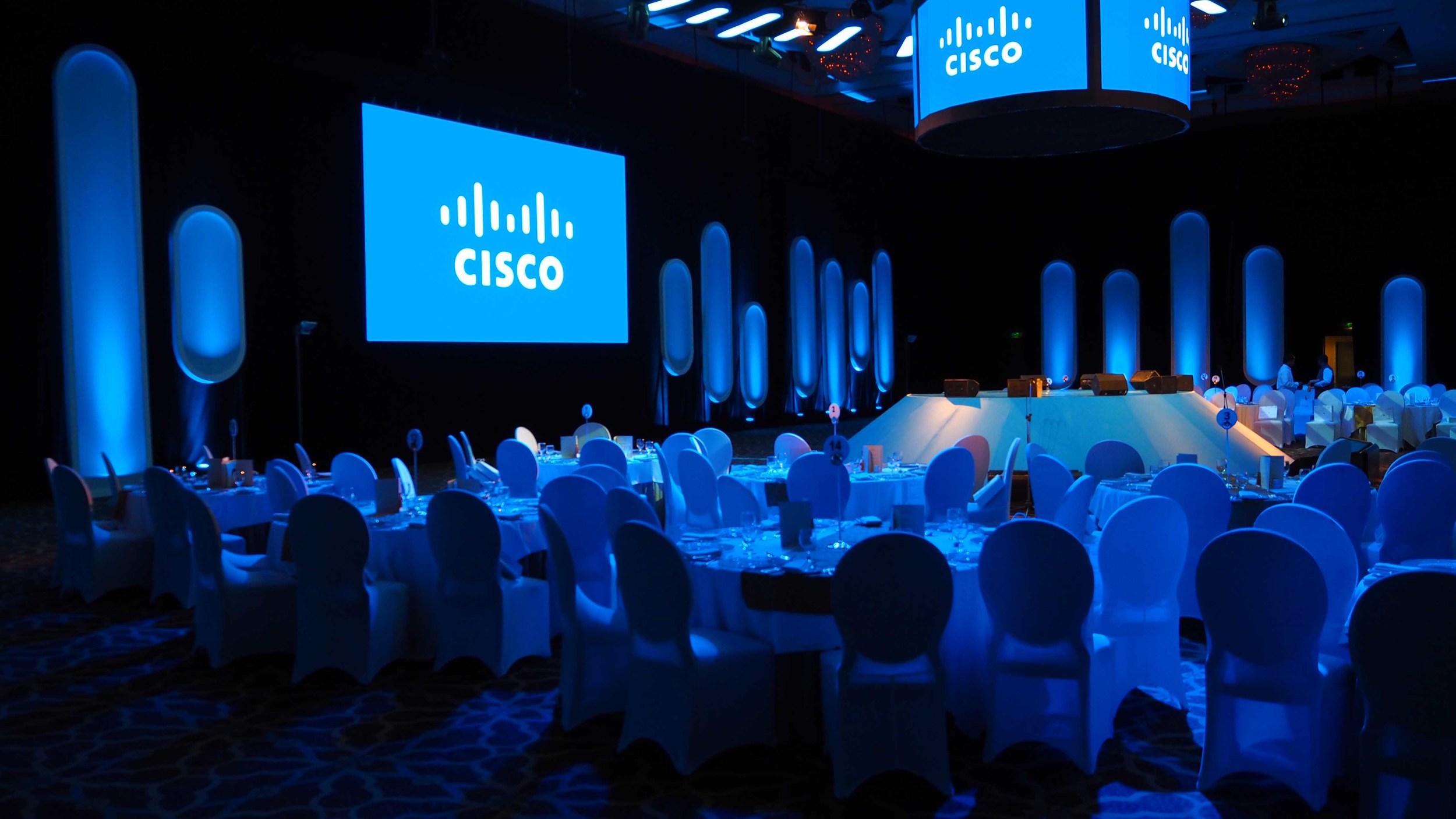 CISCO Connect 2016 iPad Magician