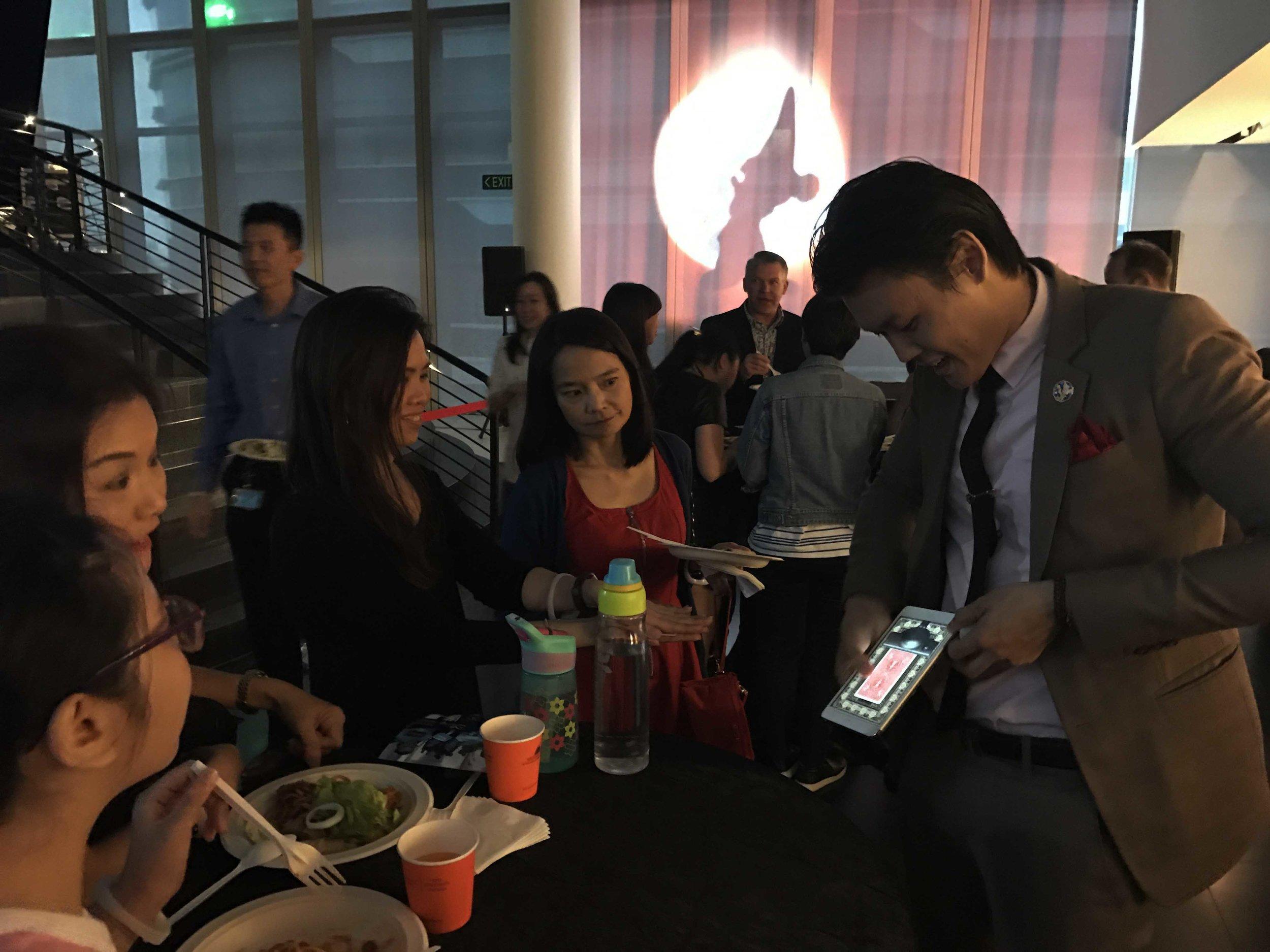 iPad Magician South East Asia