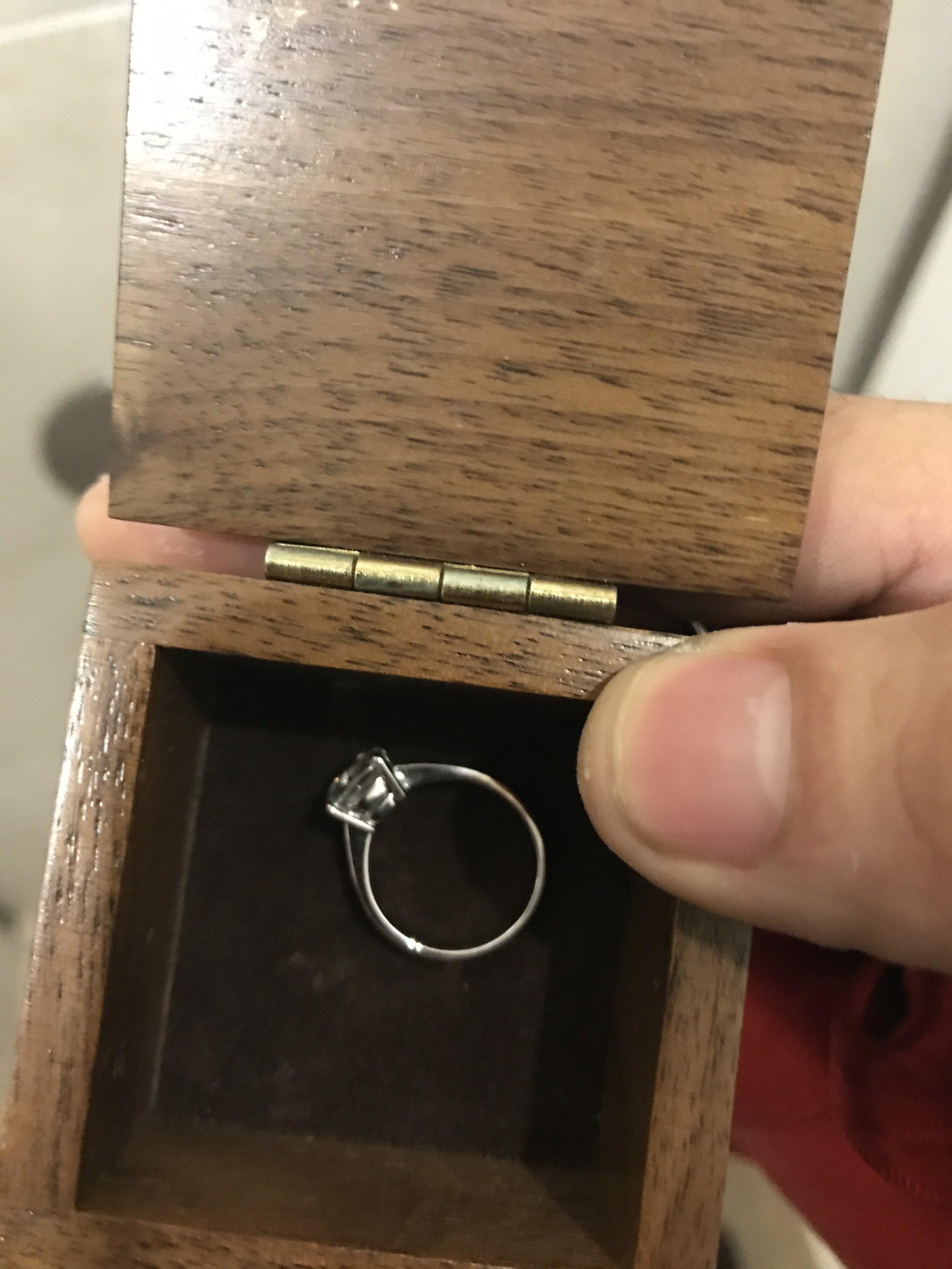 Wedding Ring Magic