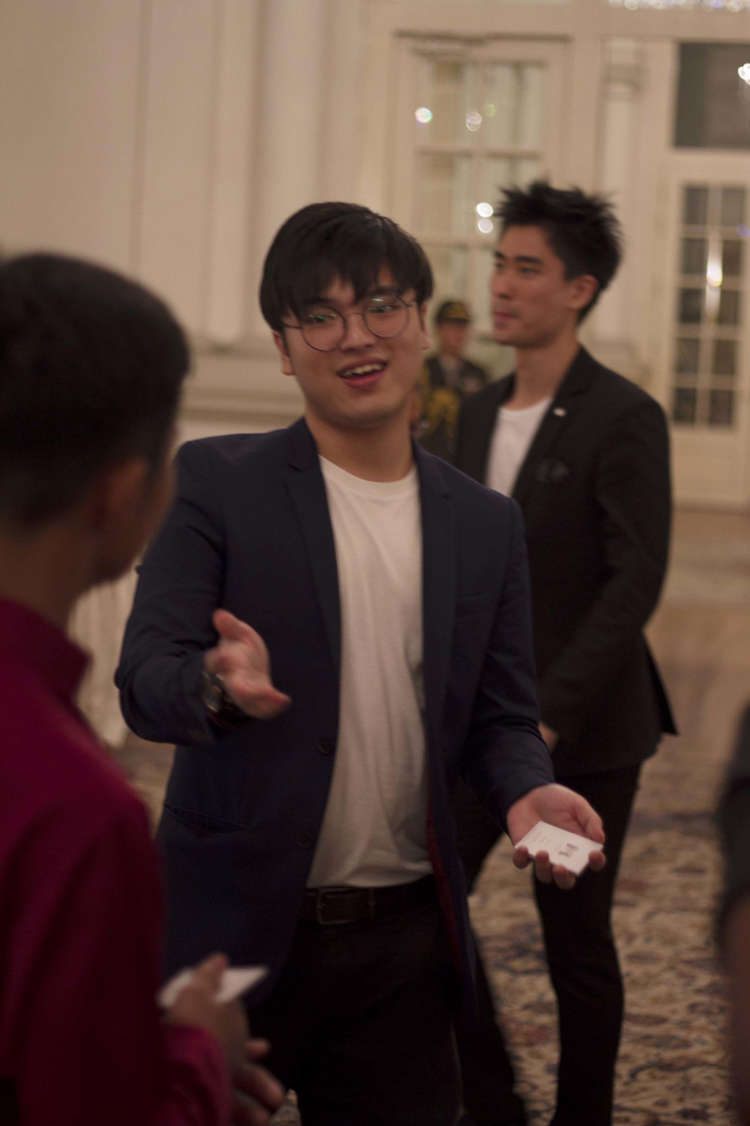 Joel Lim Magician Meta Illusions