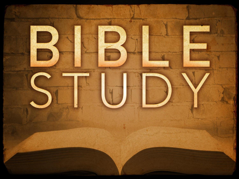 High School Bible Study is Back!
