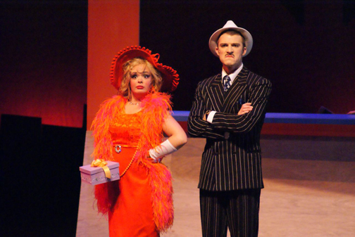 Guys and Dolls, Iowa State University