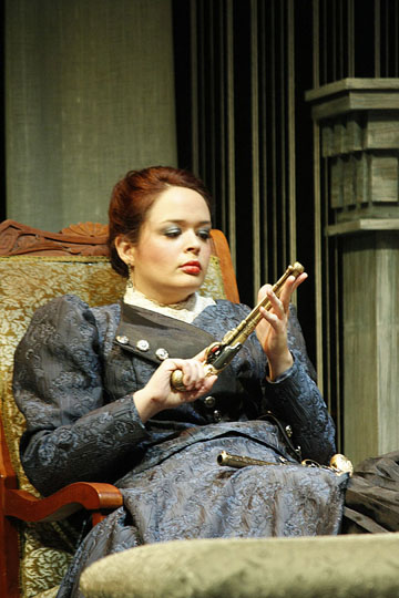 Hedda Gabler, Iowa State University
